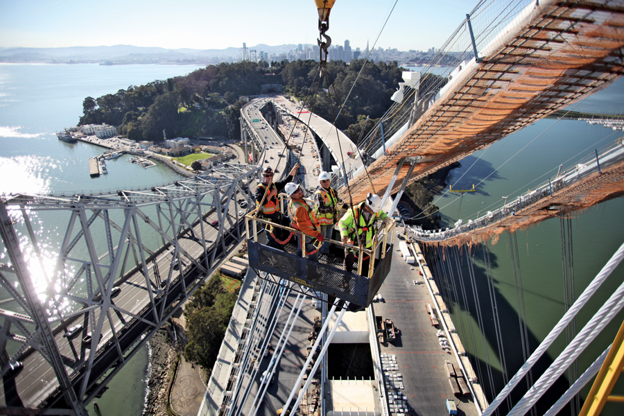 Oakland-San Francisco Bay Bridge Replacement