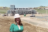 Clubhouse Construction Continues in Chino Hills
