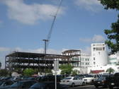 Mission Hospital Patient Care Tower being built by McCarthy Building Companies