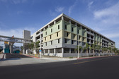 North Corona Metrolink Parking Structure