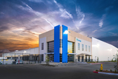 Primus Builders Completes Design-Build Services on New Cold Storage Facility for Lineage Logistics