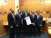 HNTB Receives Proclamation from City of San Diego for 100 Years of Service