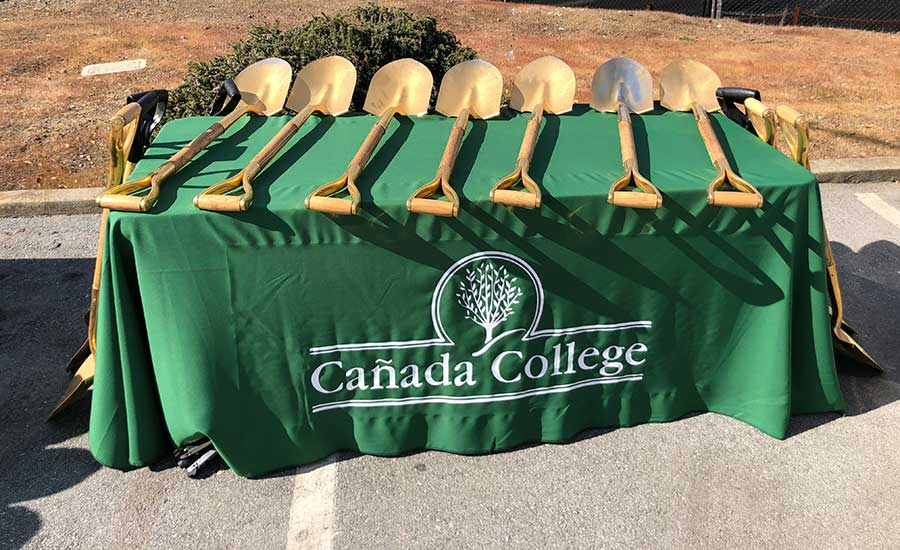 Cañada College Groundbreaking Ceremony