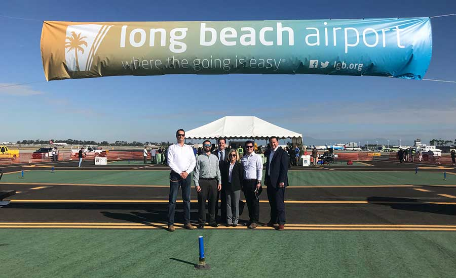 Long Beach Airport Ribbon-Cutting Ceremony | HNTB Corporation