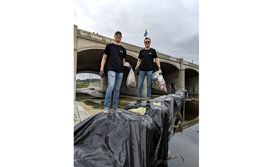 30th Annual Great LA River CleanUp | HNTB Corporation