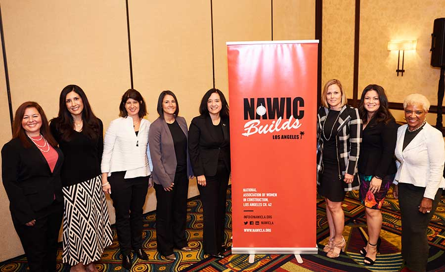 """Groundbreaking Women in Construction"" Luncheon"