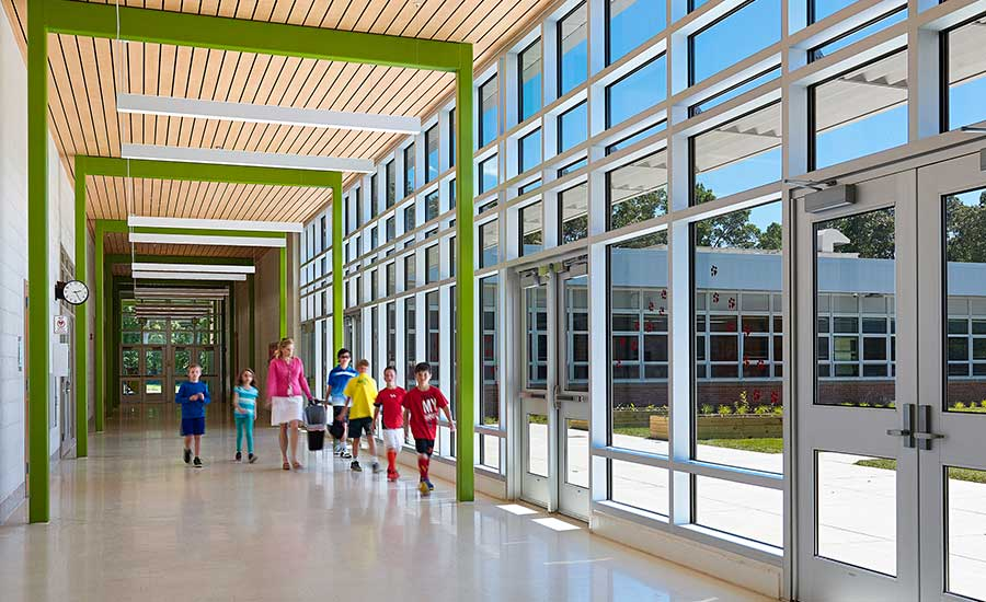 Benfield Elementary School | HENRY ADAMS