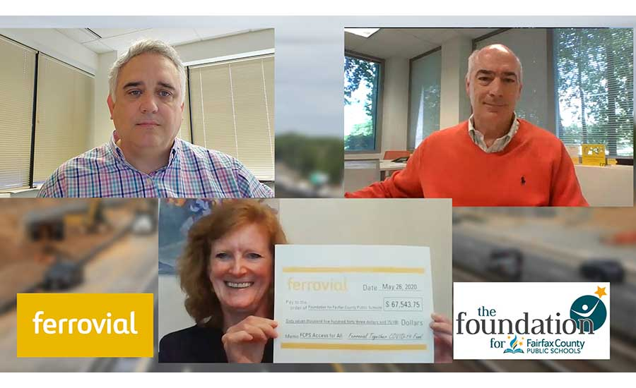 The Foundation for Fairfax County Public Schools | Ferrovial