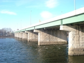 Trenton Morrisville Toll Bridge