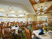 Dining Room of Spring Mill Senior Living at Coldstream Crossing