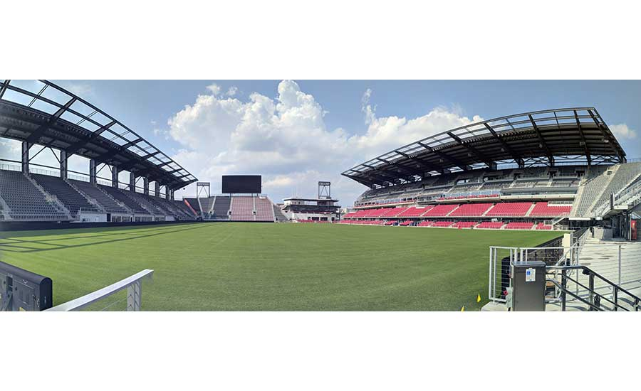 Audi Field | A+F Engineers