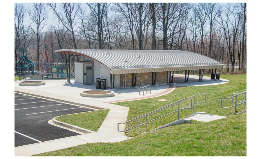 Howard County, Maryland Department of Recreation and Parks | Porter Construction