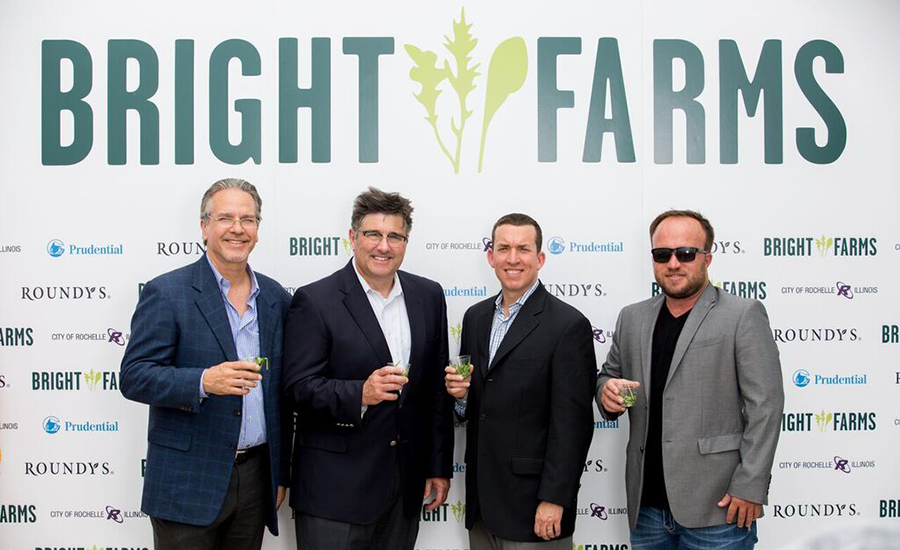 BrightFarms Chicagoland Greenhouse