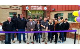 Northeast Elementary's and Overland Trail Middle School's Expansion and Renovation | GE Johnson Construction Co.