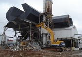 Large Industrial Demolition Project