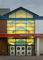 Westside Campus Center, Western Connecticut State University, Danbury, CT