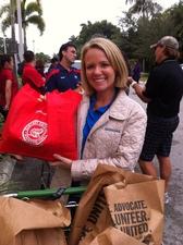 Skanska South Florida Young Professionals Participated in 2012 Harvest Drive