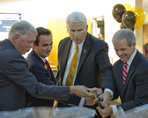 Ribbon-Cutting Held for UCF Technology Commons Design-Built by Charles Perry Partners, HKS