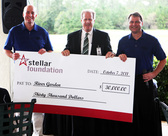 The Stellar Foundation Donates $50,000 to Two Nonprofit Organizations Following Golf Classic