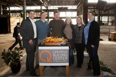 Atlanta Lifecycle Building Center Staff and Board Celebrate New Space