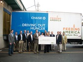 I-4 Project Team Donates $23,000 to Tampa Bay Charity 'Feeding America'