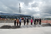 Officials Break Ground on the Miami Central Station