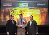"Terry's Electric, Inc. Receives Orlando Business Journal ""Fast 50"" Award as 11th Fastest-Growing Company"