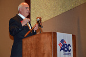 Phil Greeves, 2015 Georgia ABC Chairman, Addresses Group