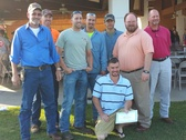 M&D Mechanical Employees Celebrate New Apprentice Grads