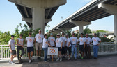 Stantec Tampa Celebrates Community Day Cleaning up the Riverwalk