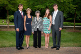 Brady Honored With WFU Family Business Award