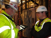 Barton Malow/Samet/SRS Brings BIM Technology to the Field
