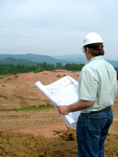 Checking Up On White Oak Landfill Construction Progress