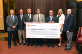 Stantec Donates $120,000 to the University of Kentucky's Civil Engineering Department