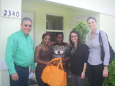 Skanska South Florida YP Group Helps bring smiles for Thanksgiving to less fortunate