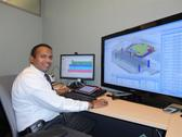 Suffolk's Siva Yarrabilli Earns AGC CM-BIM Certification