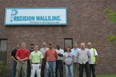 Precision Walls' Team in Charleston SC