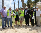 Margaritaville Vacation Club® Celebrates Groundbreaking Ceremony With The Governor of St. Thomas
