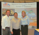Stevens Construction at the Florida Society of Ambulatory Surgical Centers Tradeshow