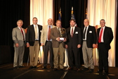 Precision Walls Wins Eagle Award from ABC Carolinas