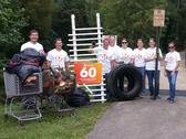 Stantec's Louisville, Kentucky Office Celebrated Community Day Working at a Local Park, Science Center and Along a Highway