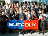Suffolk Construction Officially Opens New Corporate Headquarters