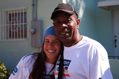 100 Odebrecht-OHL Volunteers Repair Miami Homes