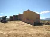 Taos Regional Command Center, NW View
