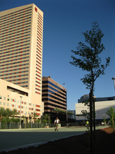 Sheraton Hotel, Management for City of Phoenix Downtown Parking lot