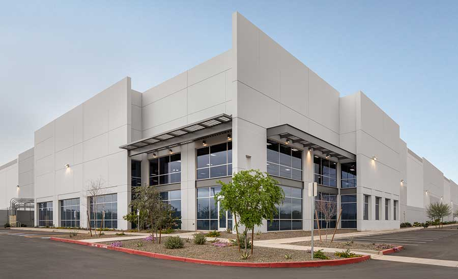 10 West Logistics Center | Graycor Construction Company