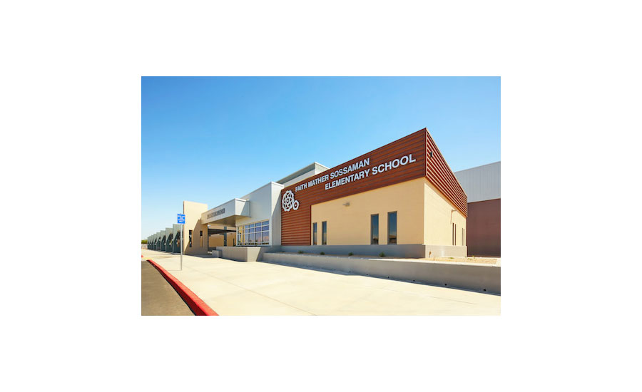 Faith Mather Sossaman Elementary School | McCarthy Building Companies and ADM Group Inc.