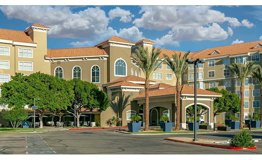 Sun Health Communities Grandview Terrace Remodel and Expansion | Sundt Construction