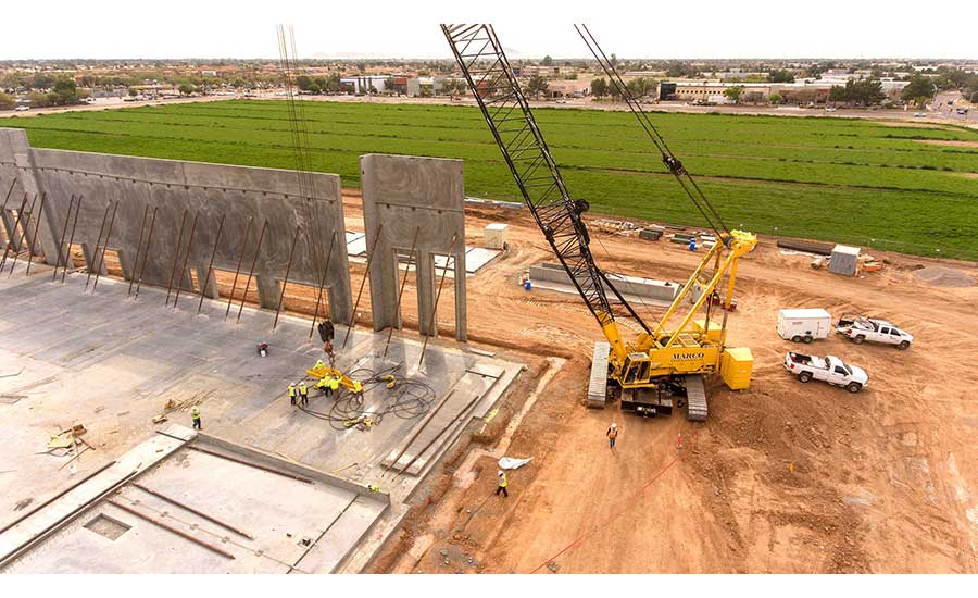 East Valley Commerce Center Phase II | Graycor Construction