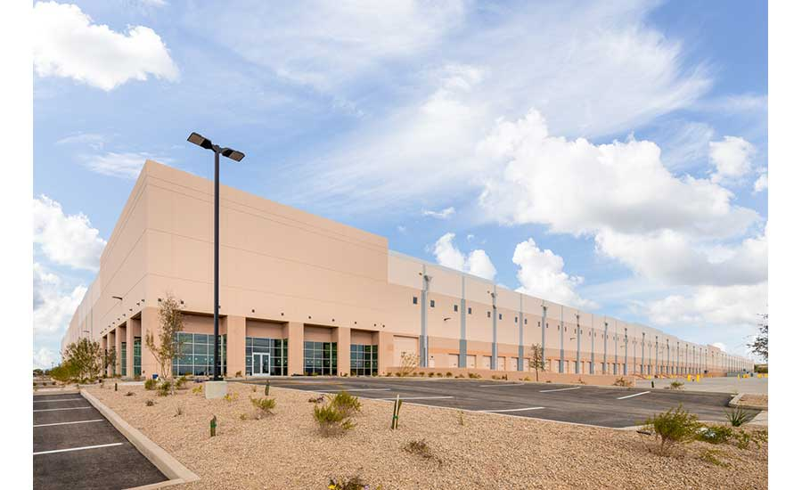 Ten Distribution Center Phase I | Graycor Construction Company
